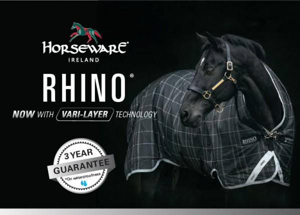 Horseware Rhino Wug 250g mit Vari-Layer neue Farbe