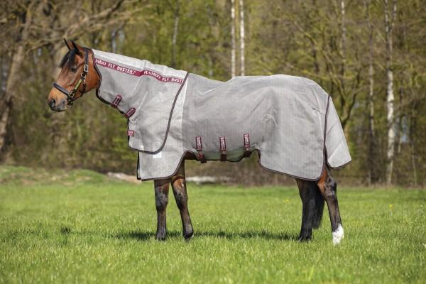 Horseware Rambo Fly Buster Vamoose - sehr reißfeste Fliegen-/Weidedecke - Ausverkauf