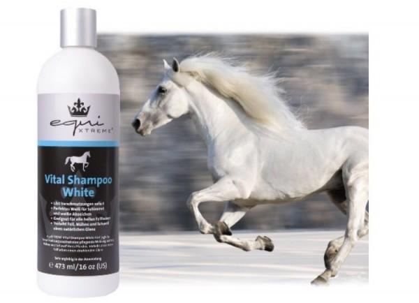 equiXTREME Vital Shampoo oder Vital Shampoo White (473ml)