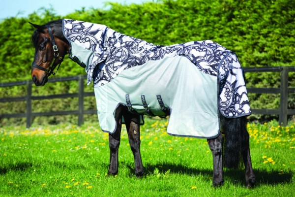 Horseware AMIGO Three In One Vamoose Fliegen- und Regendecke