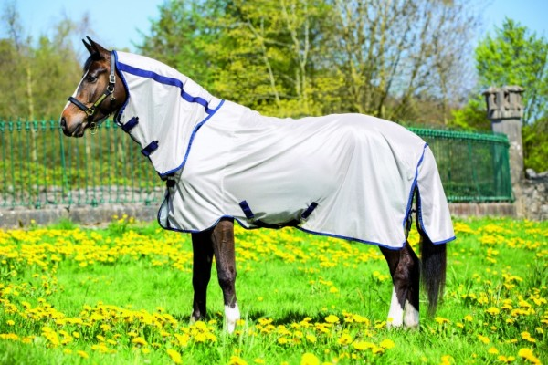 Horseware Mio Fly Rug Fliegen-/Weidedecke - neue Farbe! Auch Ponygrößen!