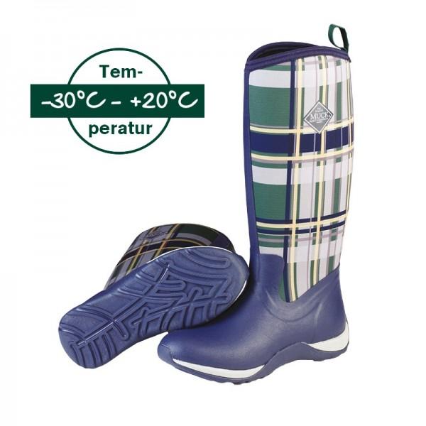 Muck Boots Arcitc Plaid - +20 bis -30 Grad, der pefekte Stall-Allrounder Gr. 37