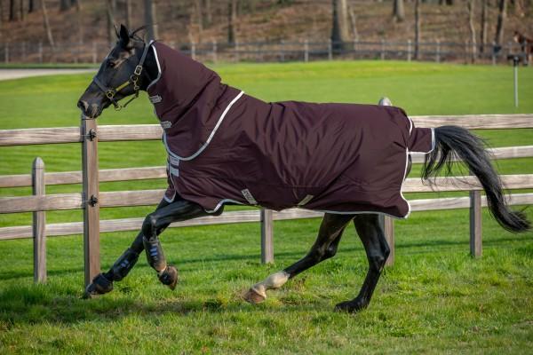 Horseware Amigo Hero Ripstop 200g Plus incl. abnehmbaren Halsteil