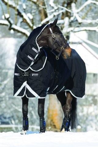 Horseware RAMBO Supreme 250g mit Vari-Layer u. abnehmbaren Halsteil
