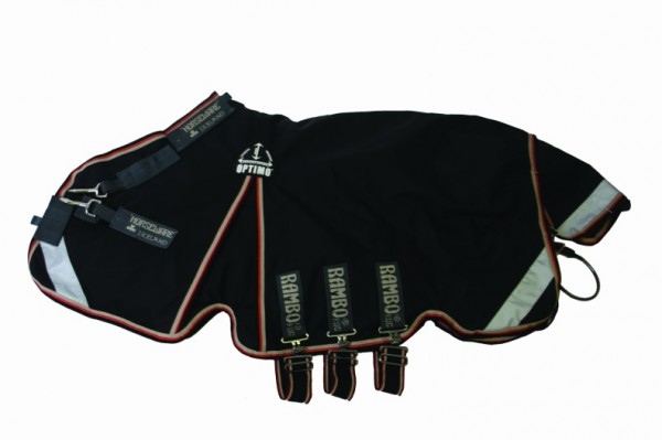 Horseware RAMBO OPTIMO Turnout Outer Only - 0g Füllung und ohne Hals