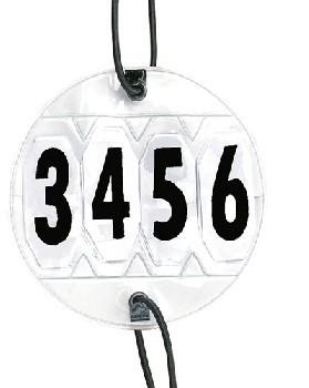 Turniernummern 4-stellig