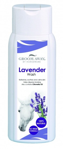 Lavender No Rinse Body Wash mit Lavendelöl
