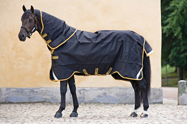Horseware RAMBO Supreme Turnout lite - mit abnehmbaren Halsteil