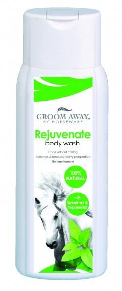 Rejuvenate No Rinse Body Wash, erfrischt und kühlt beim Waschen