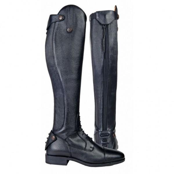 HKM Reitstiefel Latinium Style - sehr weicher bequemer hochwertiger Stiefel