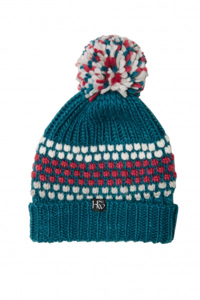 Horseware Girls Hat, Wintermütze passend zur Kids-Collection
