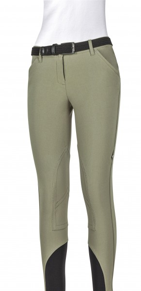 Equiline Damenreithose Boston - Patch Breeches mit Stoff-Kniepatches