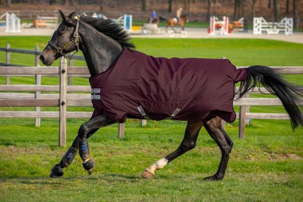 Horseware Amigo Hero Ripstop 50g + Fleece zum Abschwitzen