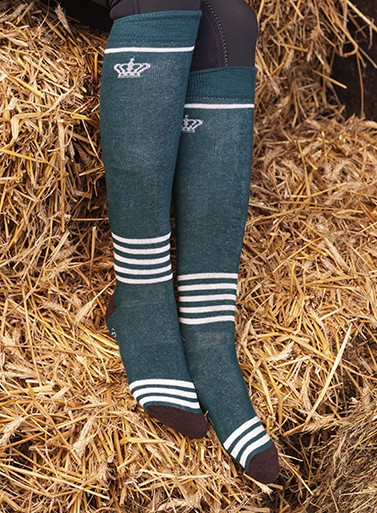 Reitsocken Majestic by Lauria Garelli