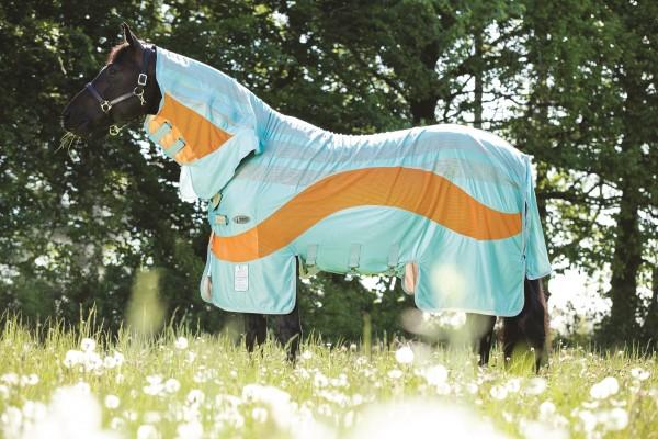 Horseware Amigo Evolution Vamoose Disc - sehr starke Insektenabwehr Ausverkauf 130 cm