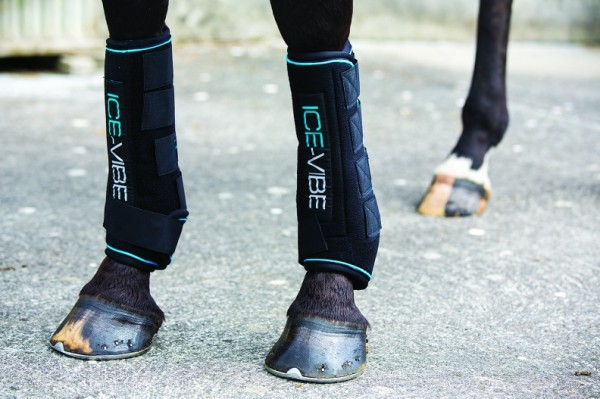 Horseware ICE VIBE Boots Kühlgamaschen mit Vibration