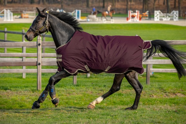 Horseware Amigo Hero Ripstop 100g - mit Halsteilösen