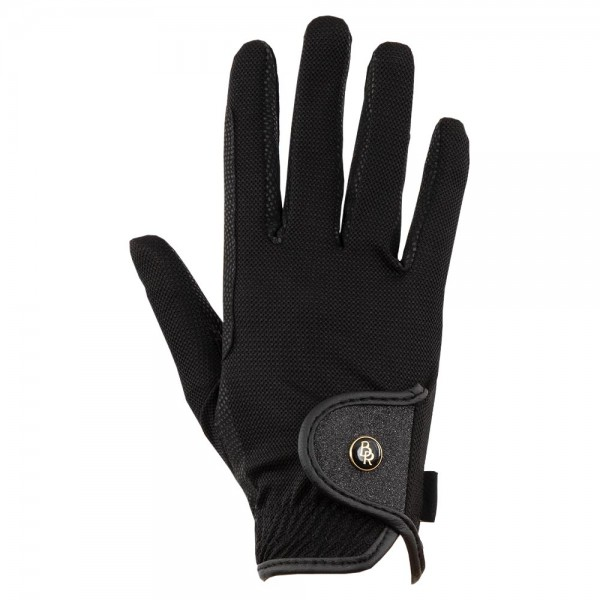 BR Handschuhe Royal Mesh mit Glitzerpatch