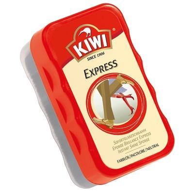 Kiwi-Express Schwamm - schneller Glanz auf dem Turnier