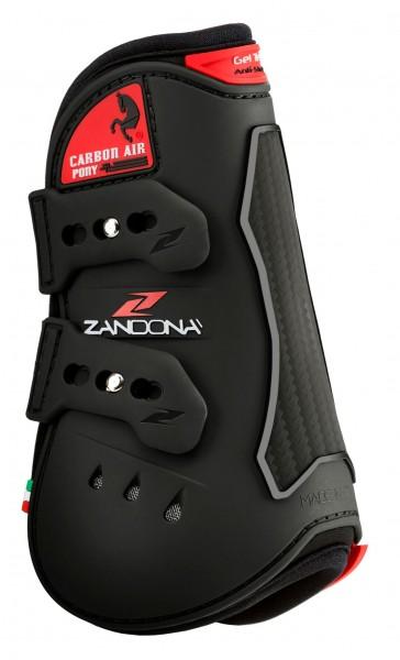 Zandona Carbon Air Active Fit Velcro Streichkappen