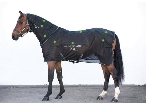 Horseware Sportz Vibe ZX Horse Rug - die kabellose Version