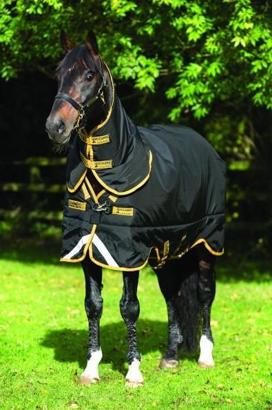 Horseware Rambo Supreme heavy - die ultimative Wärmeleistung mit viel Komfort und Halsteil