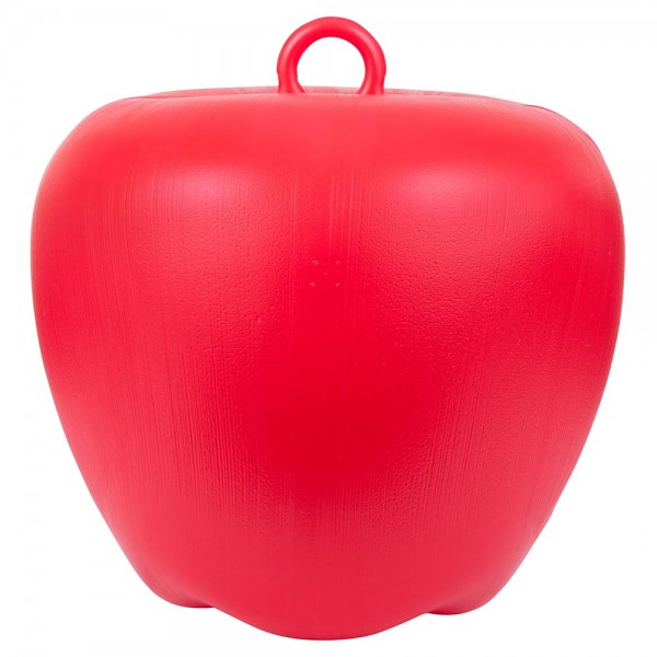 Spielball mit Apfelgeschmack