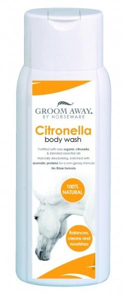 Citronella No Rinse Body Wash - natürliche Fliegenabwehr, auch bei Pilz, etc.