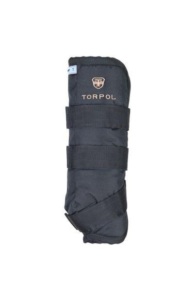 TORPOL Nelson Boots - atmungsaktive, thermoregulierende Fesselkopfbandage für die Arbeit