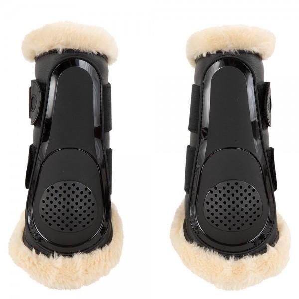 Beinbeschützer BR Majestic Pro mit extra Schlagschutz durch PU-Schale