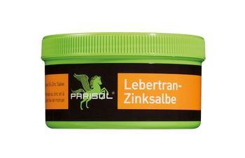 Parisol Lebertran-Zinksalbe - bewährter Hautschutz