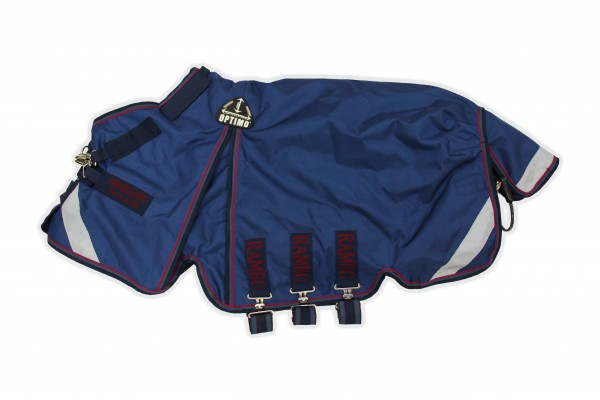 Horseware RAMBO OPTIMO Turnout Outer Only - 0g Füllung und ohne Hals - NEU mit Bag for Life
