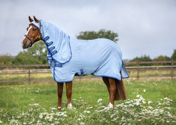 Horseware Amigo Ripstop Hoody - die neue Ekzemerdecke