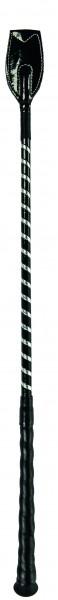 Springgerte Colour mit Carbon 65 cm schwarz-silber oder rot-schwarz
