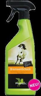 Parisol Bremsenschock 500 ml (Fliegen, Zecken, Mücken) - geruchsneutral!