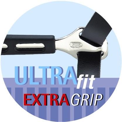 Sprenger ULTRA Fit Extra Grip Sporen 35 mm mit Rad gezackt o. rund